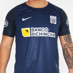 Alianza lima third away  #8,#9,#10 no name jersey